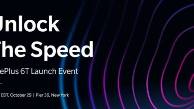 OnePlus 6T Launch Event: When and Where to Watch Live