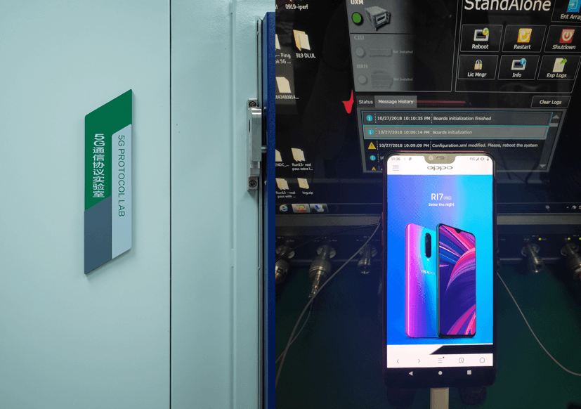 Oppo Is Ready For 5G - Teases Their R15 With A 5G Connection 4