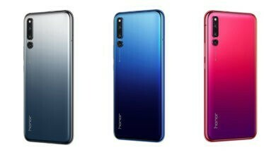 Here's the Gorgeous Huawei Honor Magic 2 in All It's Glory - Press Renders Leaked