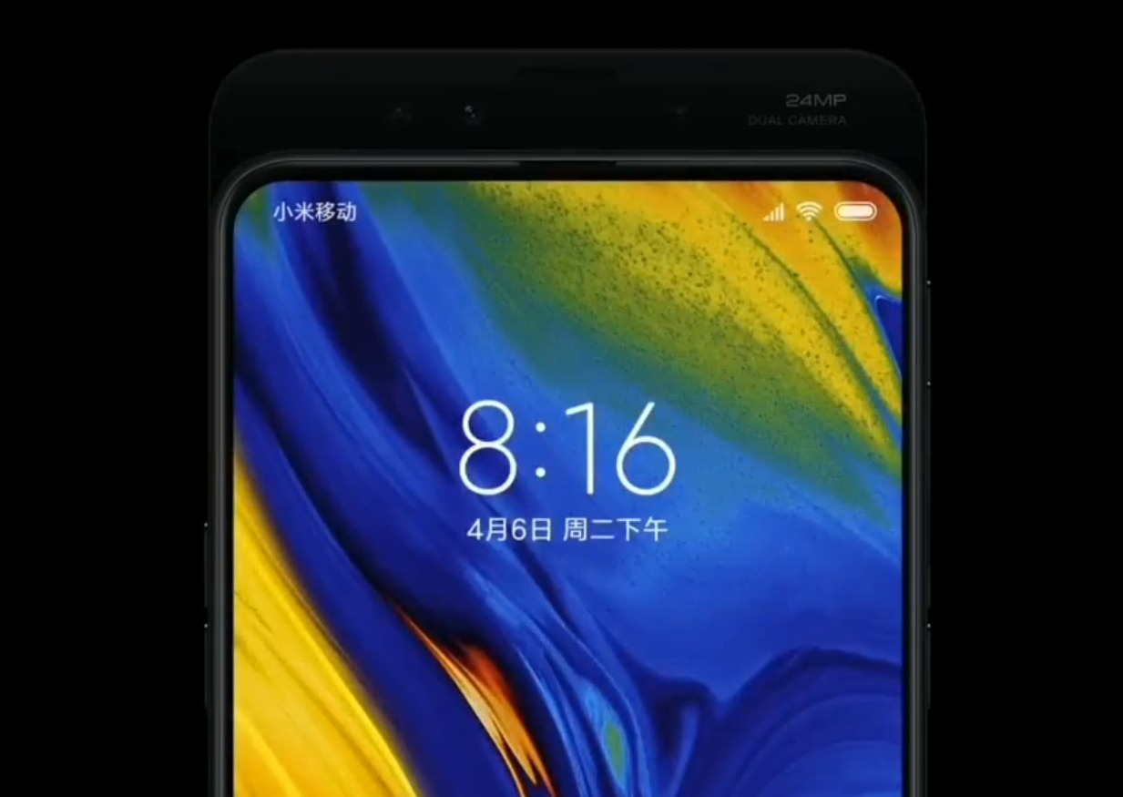The Highs Of The Mi MiX 3 Are Here - Features 94.3% Screen-To-Body, 4x Total Cameras and More 1
