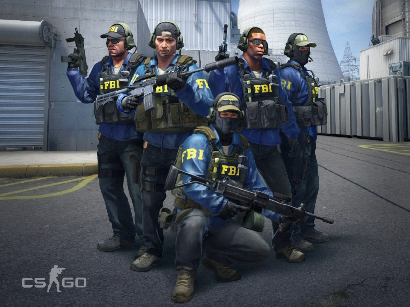 Valve Introduces The FBI To Counter-Strike:Global Offensive - Offers Better Graphics & A New Outfit 1