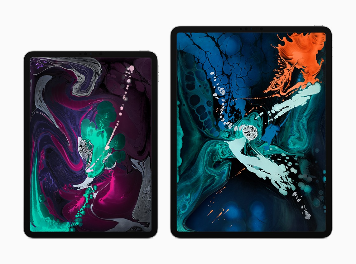 Apple Introduces New 11 & 12.9-inch iPad Pro Tablets Featuring FaceID 5