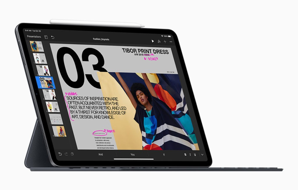 Apple Introduces New 11 & 12.9-inch iPad Pro Tablets Featuring FaceID 7