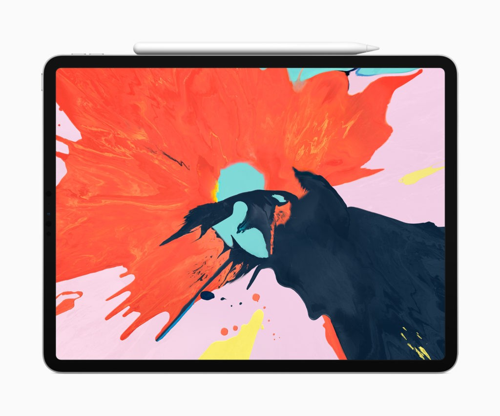 Apple Introduces New 11 & 12.9-inch iPad Pro Tablets Featuring FaceID 6