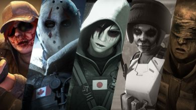 Rainbow Six: Siege Halloween Update is Live - Mad House Event, New Skins, Attires, Charms and Much More!