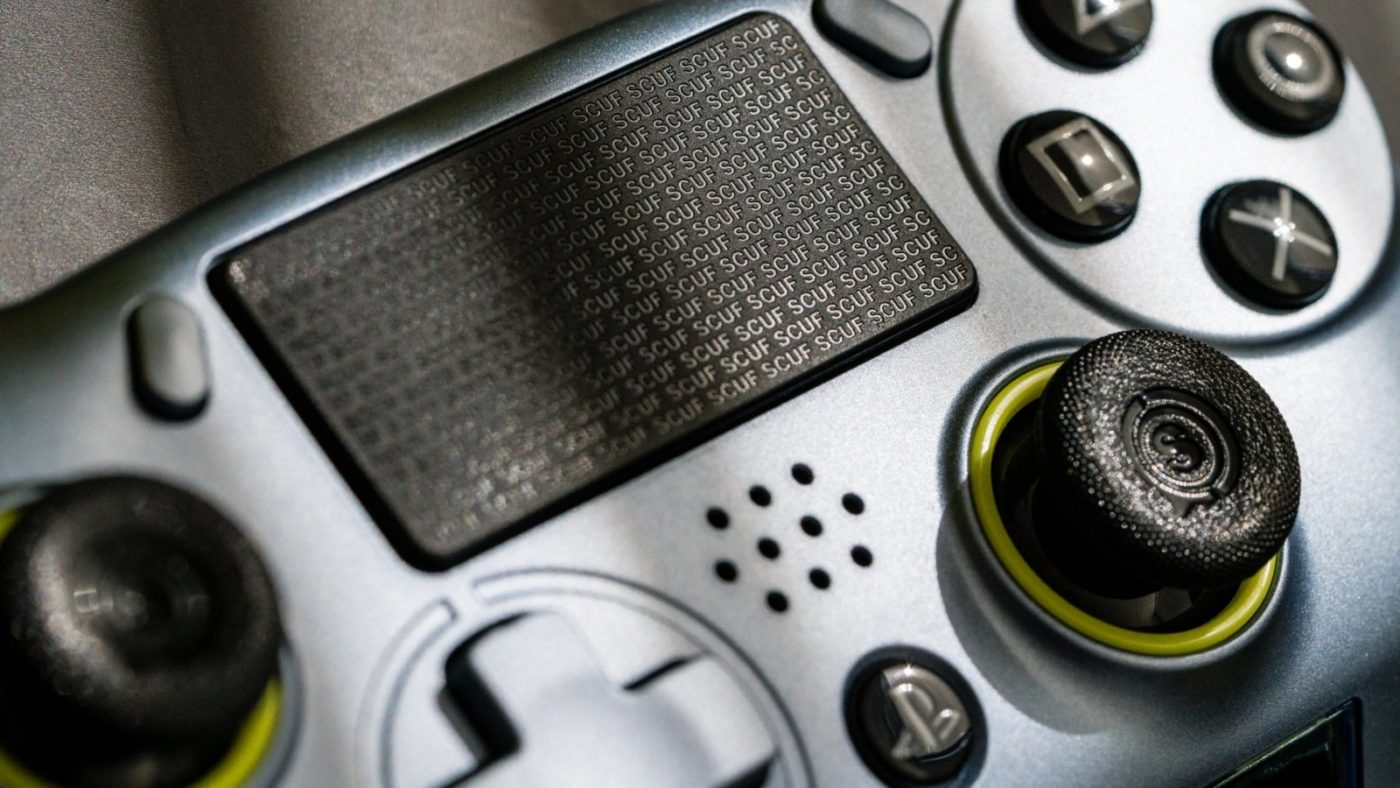 Scuf's Vantage PS4 Controller Starts To Roll Out For North America - PlayStation's Response To The Xbox Elite Controller 1
