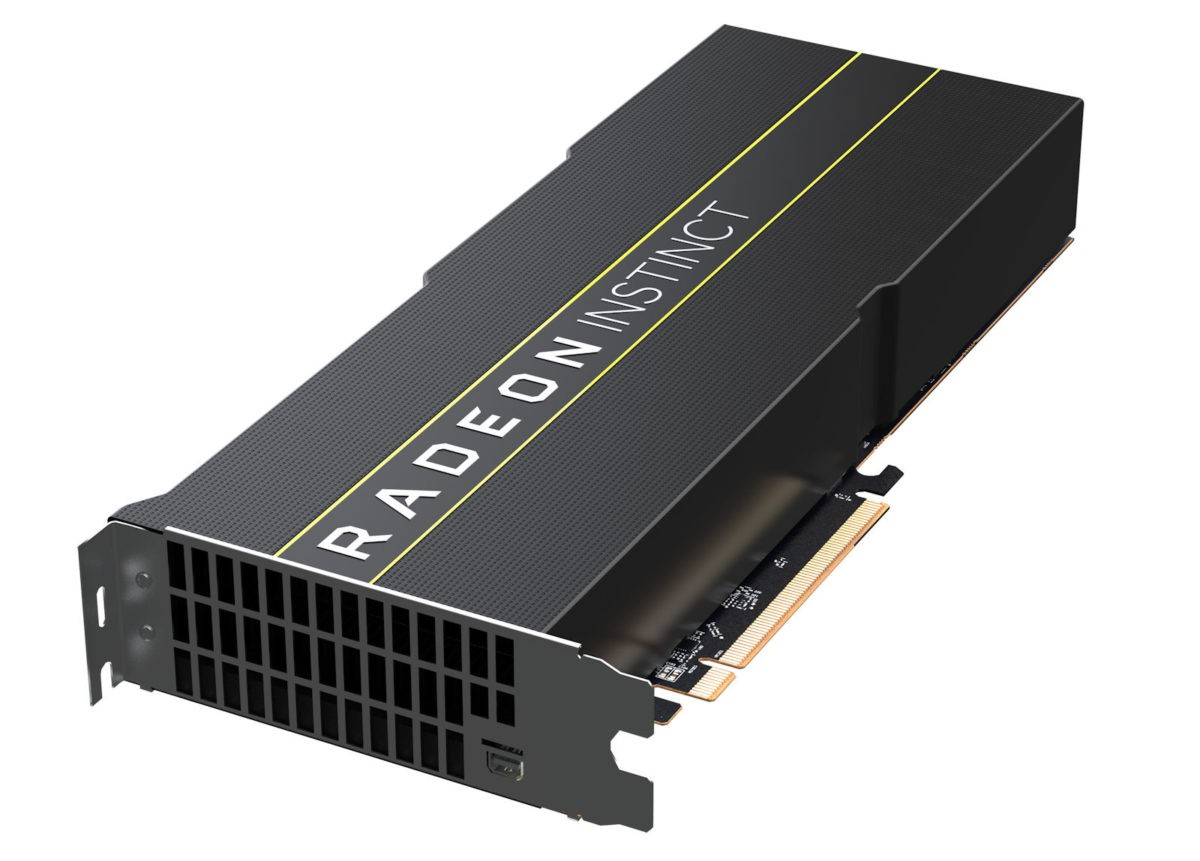 Here's Everything You Need to Know About the Upcoming 7nm AMD Radeon Instinct GPUs