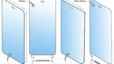 LG's Smartphone Design Patent Leaked - There's A Tiny Hole For Front Facing Cameras 13