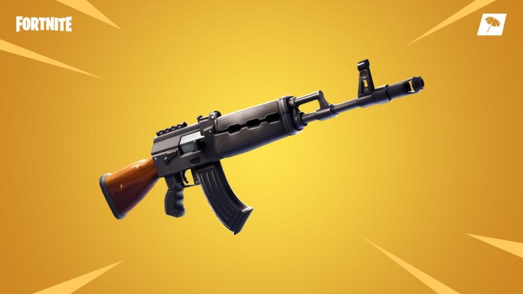 Fortnite Update 6.22 - Introduces The Heavy AR, Team Terror, Blitz & Vaults The Pumpkin Launcher 4