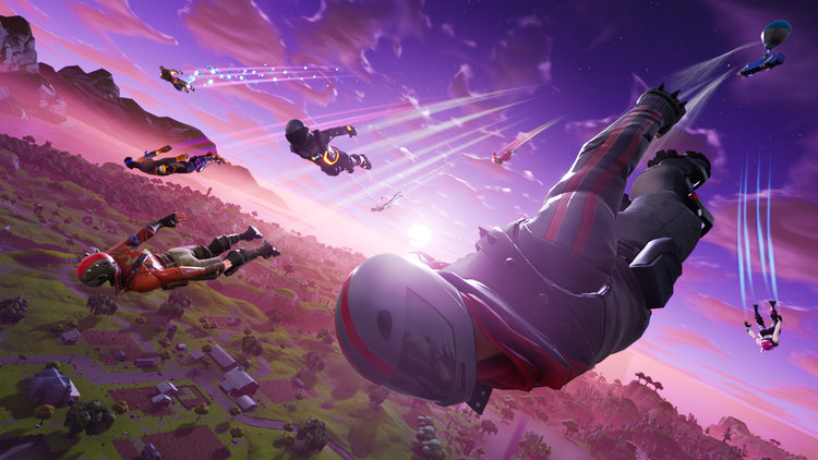 Fortnite's Party Royale Premiere Featuring Dillion Francis & More Teased 3