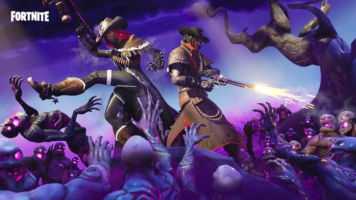 Fortnite Update 6.22 - Introduces The Heavy AR, Team Terror, Blitz & Vaults The Pumpkin Launcher 3