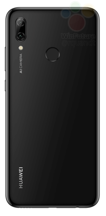 Huawei P Smart 2019 Leaked, Features Kirin 710, EMUI 9 & Much More 4