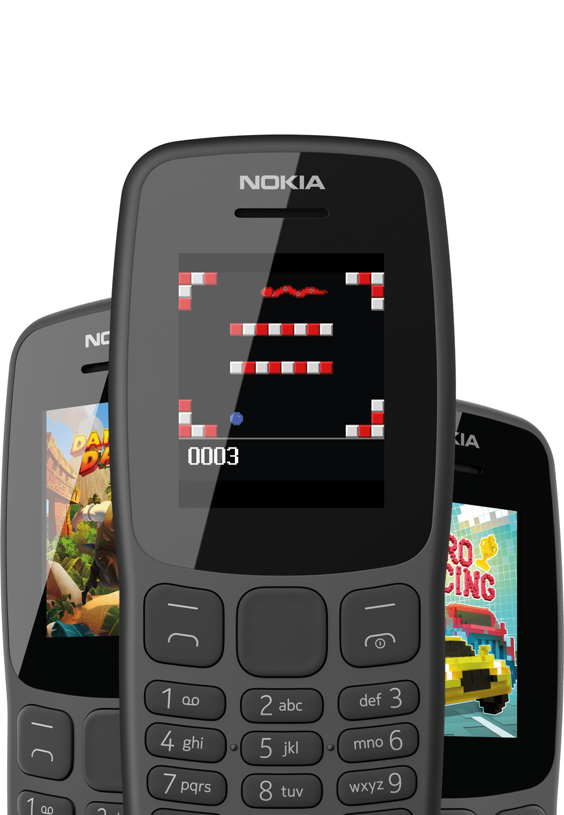 Here Comes The New $18 Nokia 106 - Features 21 Days Standby Time 1