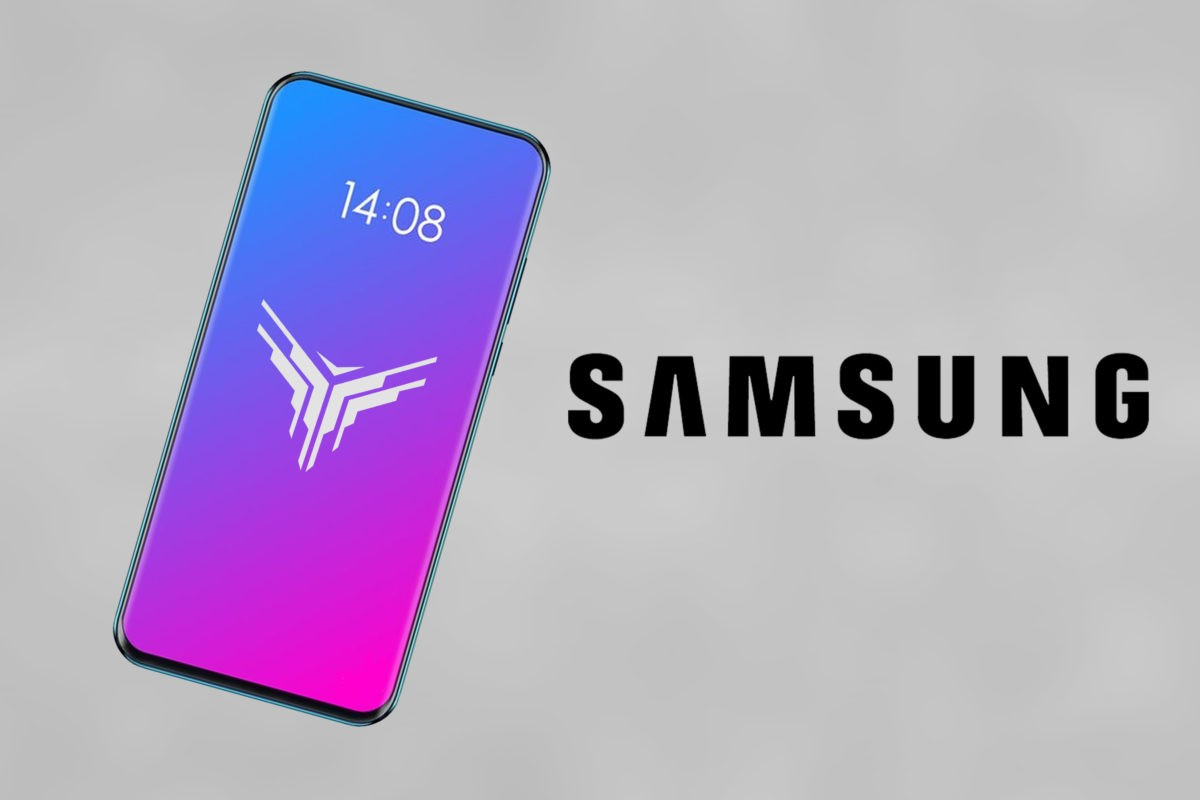 Samsung's New Full-Screen Smartphone Patent Explained - 100% Screen-to-Body Ratio, In-Display Sensors and More