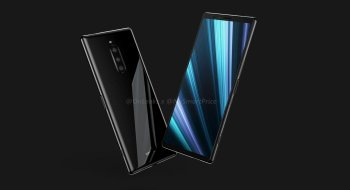 Sony Xperia XZ4 Concept Renders - Features 21:9 Display & Triple-Camera Setup 3