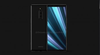 Sony Xperia XZ4 Concept Renders - Features 21:9 Display & Triple-Camera Setup 2