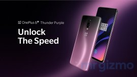 OnePlus 6T Thunder Purple Edition - Gorgeous Press Renders Leaked 1