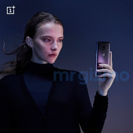 OnePlus 6T Thunder Purple Edition - Gorgeous Press Renders Leaked 3