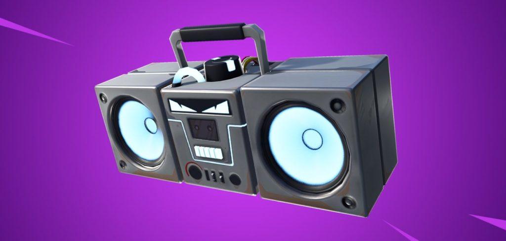 Fortnite Content Update 7.10 #2 - Adds Boom Box, New Prefabs & More 6