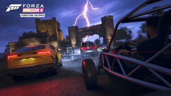 Forza Horizon 4's First Major Expansion, Fortune Island Is Here 6