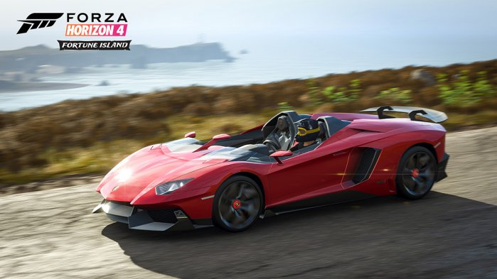 Forza Horizon 4's First Major Expansion, Fortune Island Is Here 12