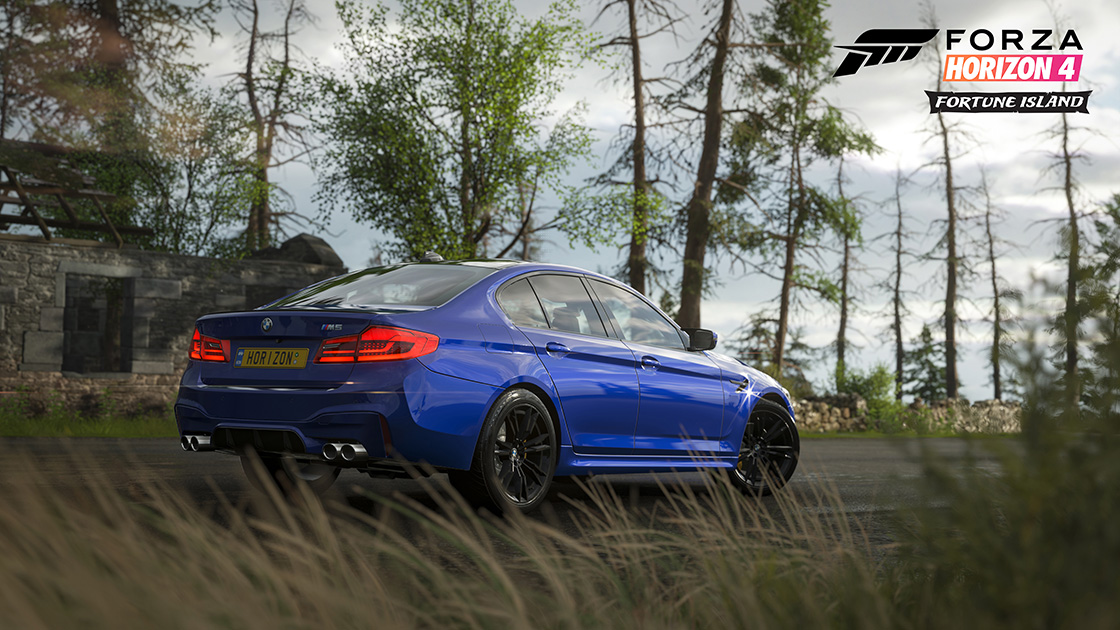 Forza Horizon 4's First Major Expansion, Fortune Island Is Here 1