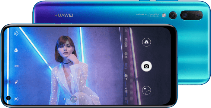 The New Huawei Nova 4 Features A 48MP Triple Camera Setup & A Punch-Hole Embedded Selfie Camera For $490 7