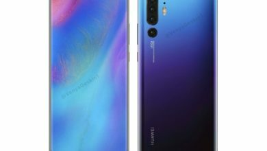 Here's The First Renders Of Huawei's Next Flagship, the Huawei P30 Pro 14