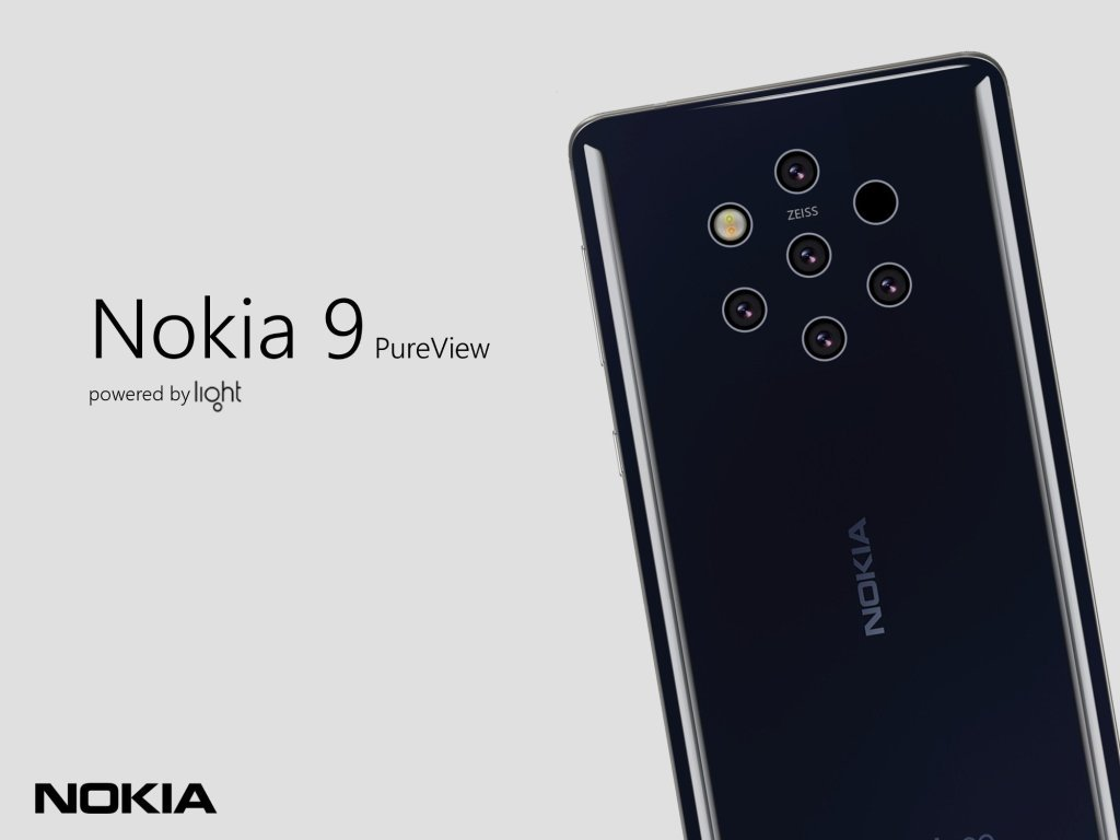 Nokia 9 PureView To Be Launched in January 2019