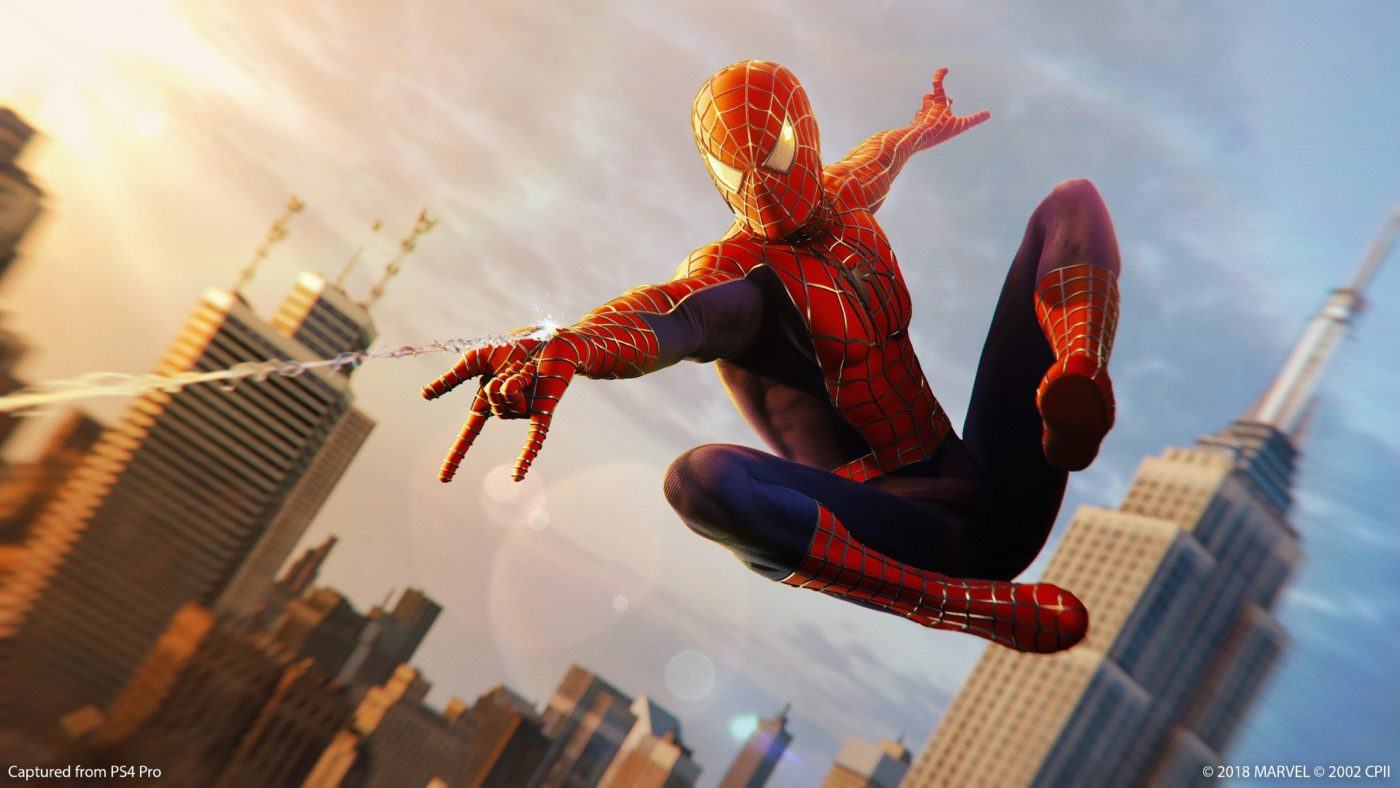Spider-Man PS4 Finally Gets The Raimi Suit From 2002 5