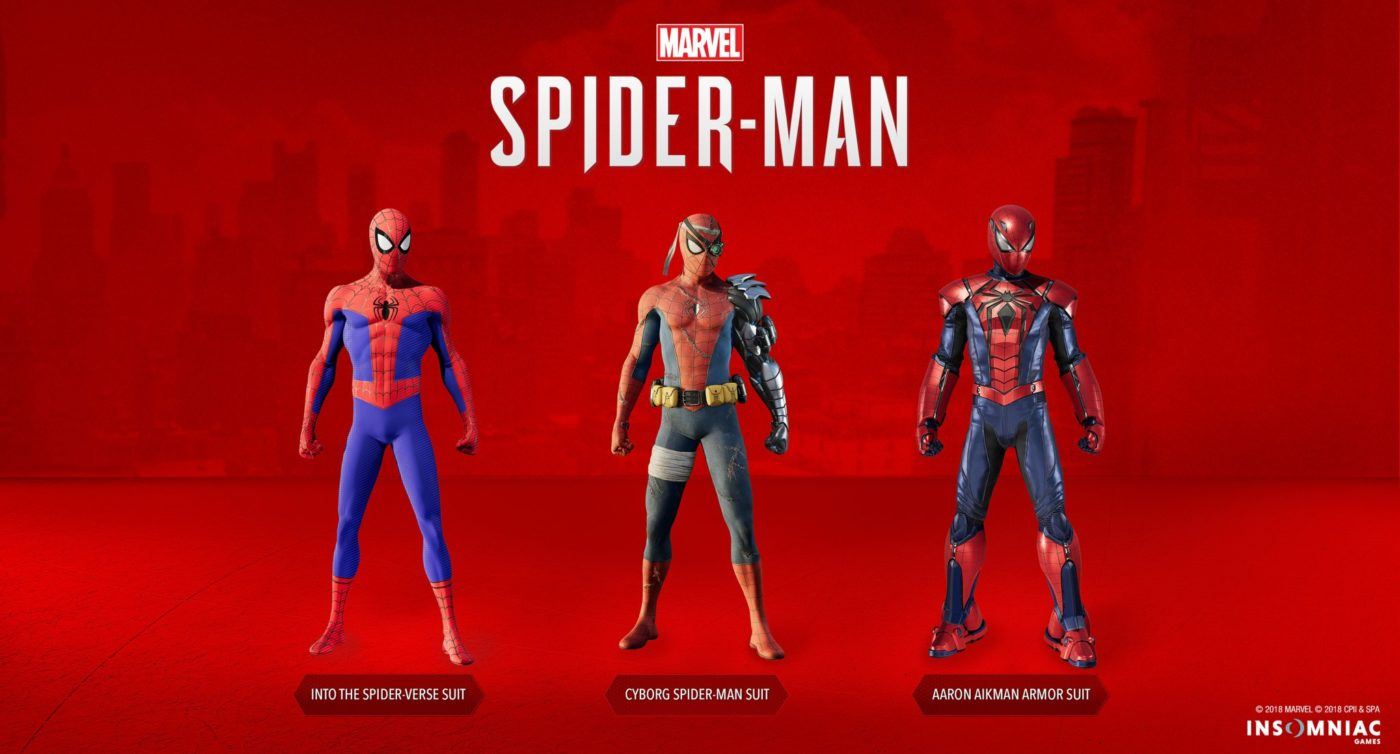 Spider-Man PS4 Finally Gets The Raimi Suit From 2002 6