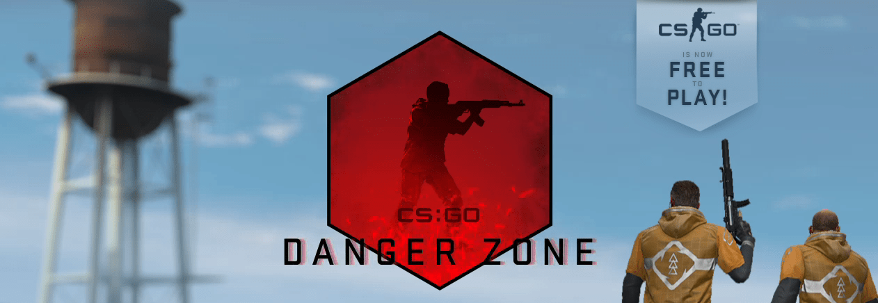 Valve Introduces The New Danger Zone Update For CS: GO & Much More