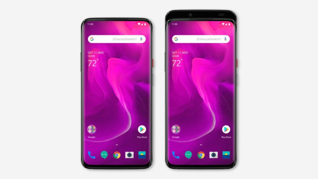 Alleged OnePlus 7 Pro Images & Specs Leaked - And It's The Ultimate Fusion Between Samsung & Xiaomi 10