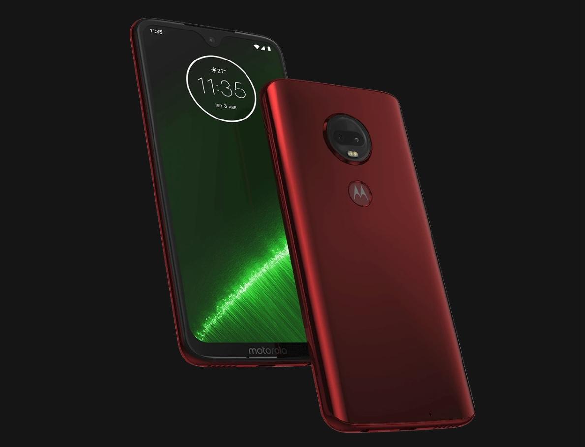 Motorola Moto G7 Press Renders, Images & Price Sheets Leaked 1