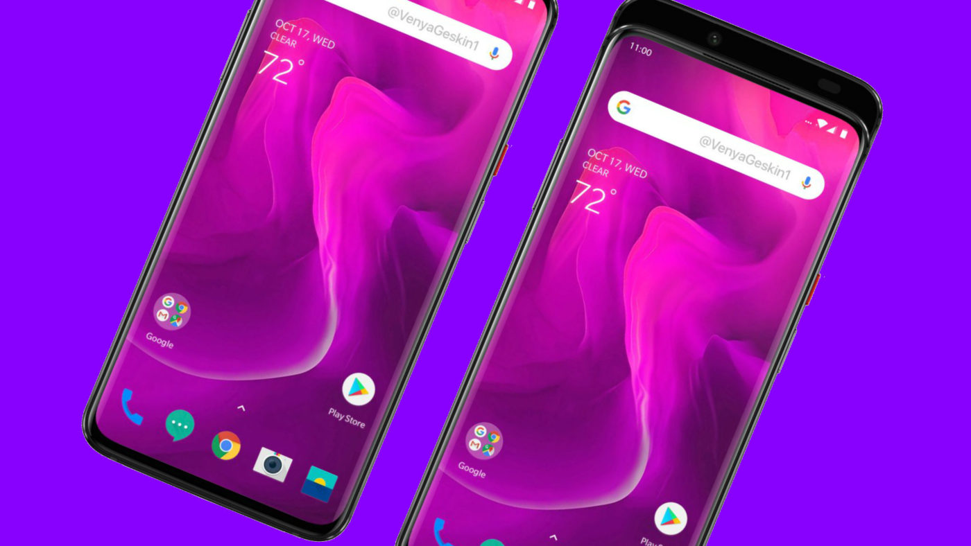 Alleged OnePlus 7 Pro Images & Specs Leaked - And It's The Ultimate Fusion Between Samsung & Xiaomi 7