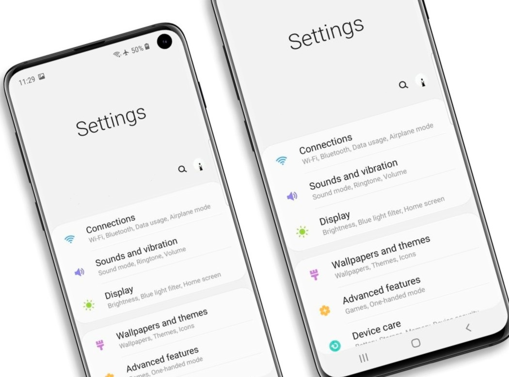 """Samsung Galaxy S10's Triple Camera Setup Says """"Hi"""" In A Leaked Image 3"""