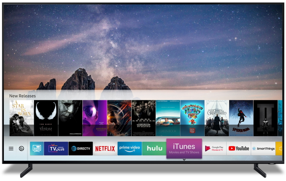 Samsung Smart TVs To Support iTunes & AirPlay 2 As Early As Spring 2019 1
