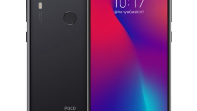 Xiaomi Poco F2 Renders Emerge - Features Metal Body, Ditches IR Sensor For A Waterdrop Notch 13