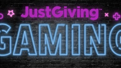 'JustGiving + Gaming' The gamer's guide to give. 1