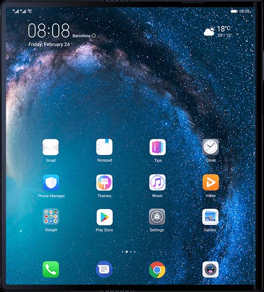 Huawei Mate X Unveiled - A Galaxy Fold Killer Already? 10