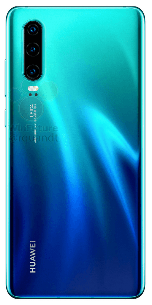 Huawei's P30 Pro, New Details Revealed 7