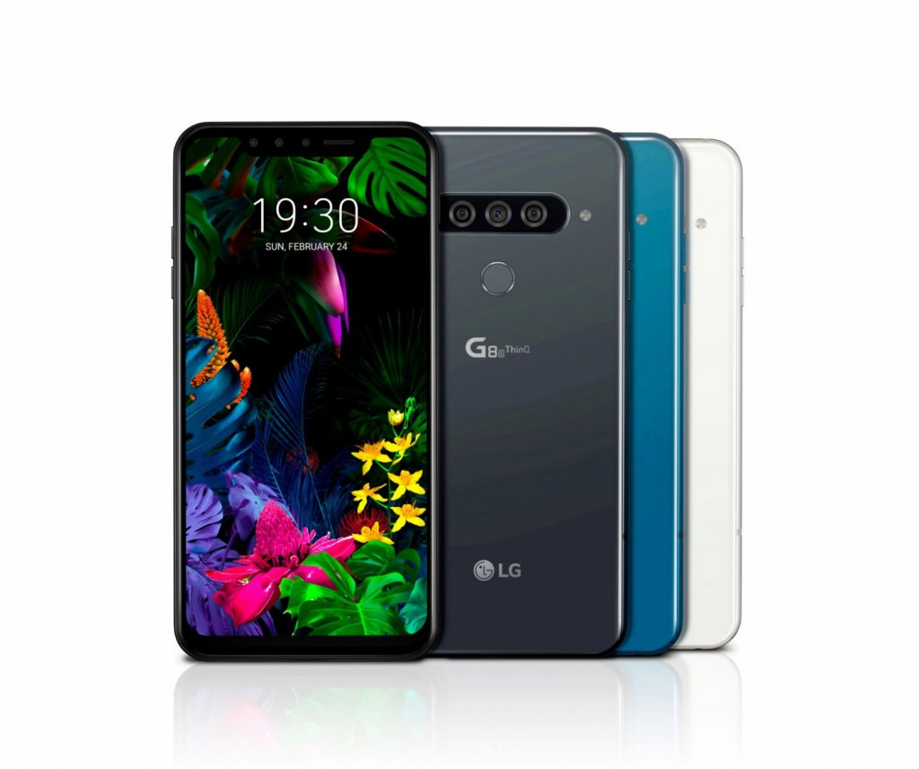 """LG G8 ThinQ & G8s ThinQ Launched - Features New """"Hand ID"""" And Camera Improvements 12"""