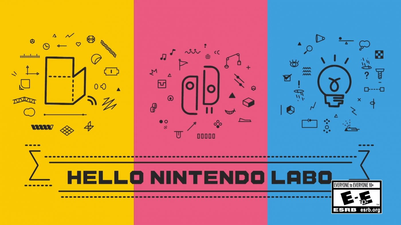 Nintendo Labo receives an all-new exciting VR Kit, Virtual Reality for the Nintendo Switch 3