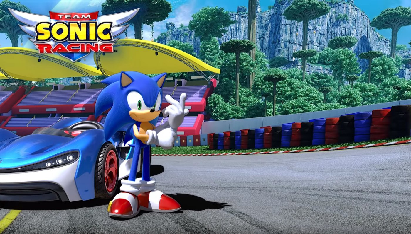 Team Sonic Racing: Overdrive is a New 2-Part Animation by Sega, New Sonic Game Confirmed Under Development 1