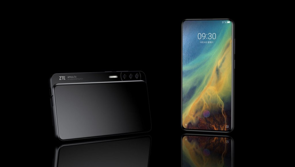 ZTE Debuts The Design Of The Unique Axon S Smartphone - Here's What To Expect 7