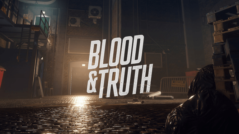 Blood & Truth Launches May 28th On PS VR - Interactive Blockbuster Movie Like Game in VR 5