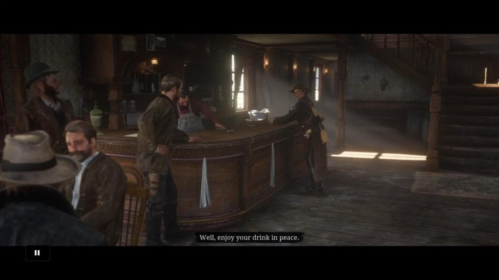 Red Dead Redemption's New Update On PS4 Downgrades Graphics Without Notice 9
