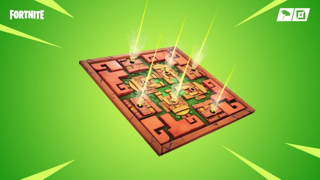 Fortnite Update 8.20 - Introduces New Poison Dart Trap & New Perky Consumables 9