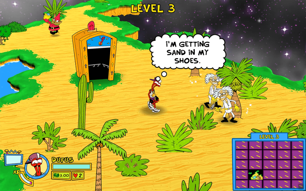ToeJam & Earl: Back in the Groove Released - This 90s game make's a comeback? 6
