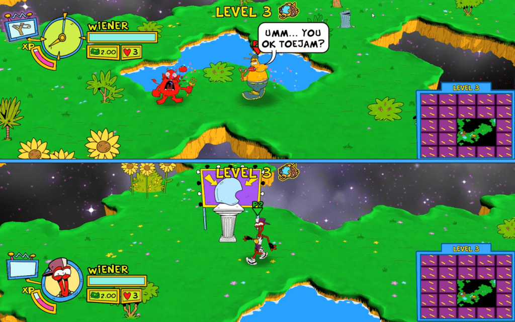 ToeJam & Earl: Back in the Groove Released - This 90s game make's a comeback? 7